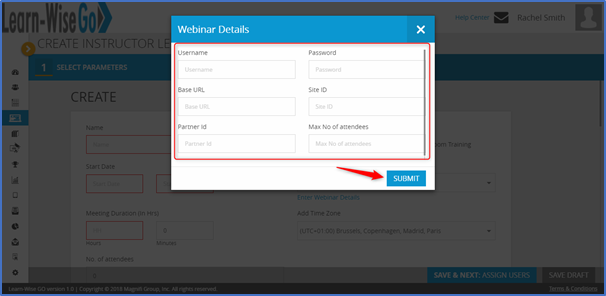 How Do I Use WebEx to Organize a Webinar in Learn-WiseGo